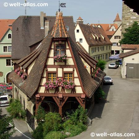 Rothenburg o. d.Tauber, Alte Schmiede