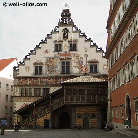 Rathaus von Lindau, Bodensee