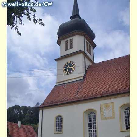 Kirche St. Blasius in Mägerkingen