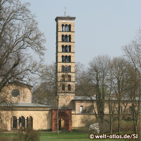 Church of Peace, Friedenskirche im Schlosspark Sanssouci