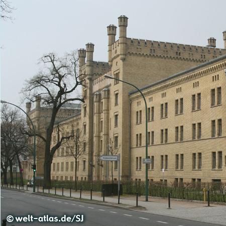 Altes Garnisonsgebäude in der Jägerallee, Potsdam