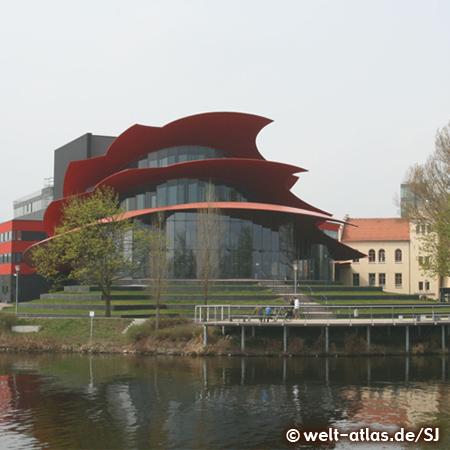 Hans-Otto-Theater, new theatre at Potsdam