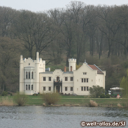 Kleines Schloss BabelsbergCafé und Restaurant, Park Babelsberg