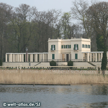 Casino of Schloss Glienicke
