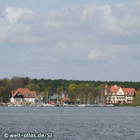 Summer day at Wannsee, Berlin