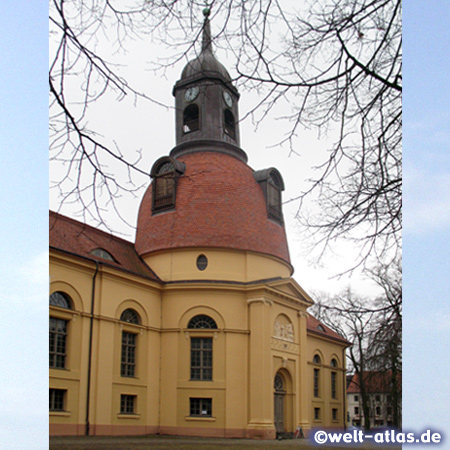 The Cultural Church of St. Mary in Neuruppin