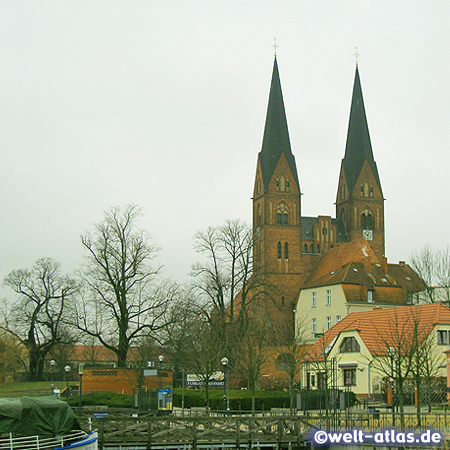 Die Klosterkirche St. Trinitatis in Neuruppin