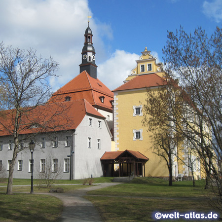 Luebben Castle, Spreewald