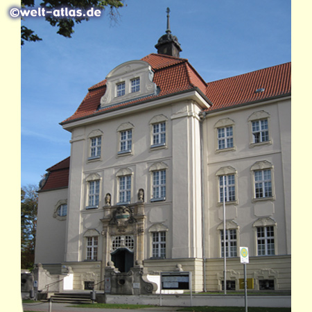 Town Hall of Altlandsberg, former District Court
