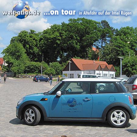 welt-atlas.de - ON TOUR in Altefähr auf der Insel Rügen