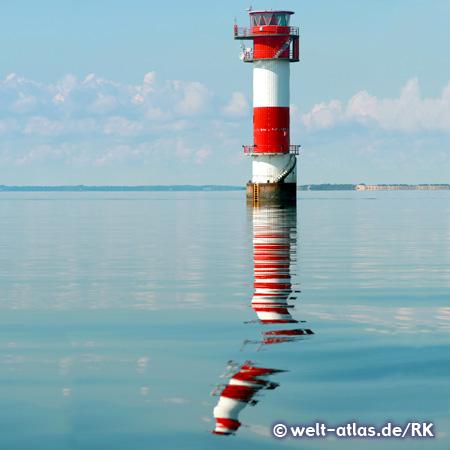 Kalkgrund lighthouse, Flensburg Firth