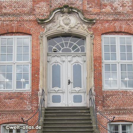 Portal der Landdrostei in Pinneberg,heute Kreiskulturzentrum