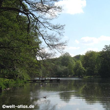Reinbek, Schloßpark