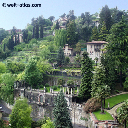 Photo of bergamo alta world atlas for Bergamo alta hotel