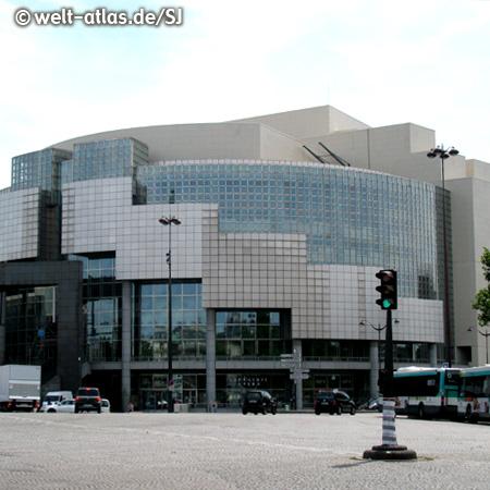 Neue Opéra Bastille am Place de la Bastille