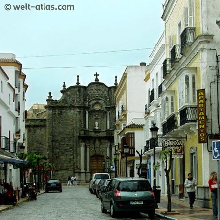 Kathedrale von Tarifa, Altstadt