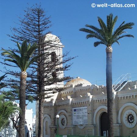 Conil de la Frontera,Iglesia Mayor de Santa Catalina
