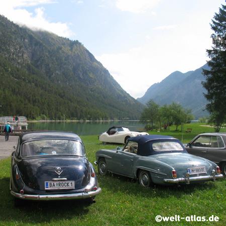 Oldtimer-Treffen am Heiterwanger See