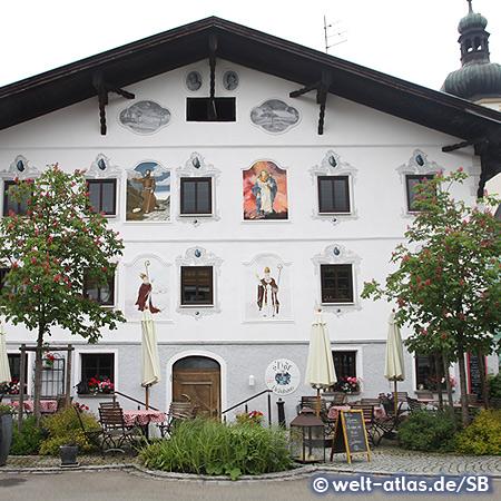 Höf Bräuhaus, Privatbrauerei in Tannheim