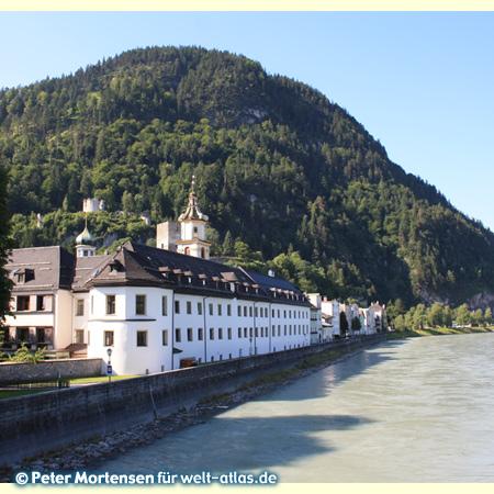 Augustinerkloster in Rattenberg am Inn