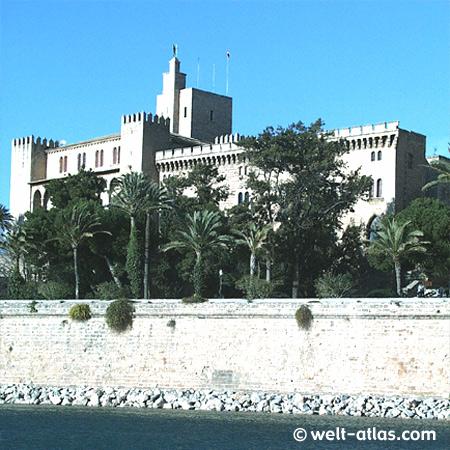 Almudaina-Palast, Palma de Mallorca
