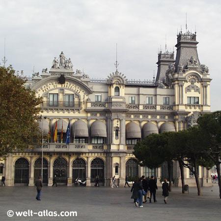 Barcelona, Hafen, Port Vell