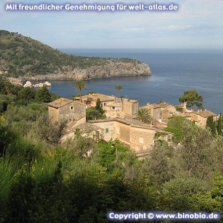 Llucalcari in the Sierra de Tramuntana Mountains, paradise for hikers – Mallorca, Spain