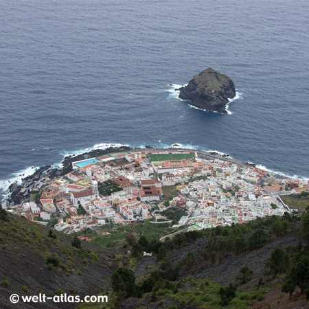 Garachico, Teneriffa, Canary Islands, Spain