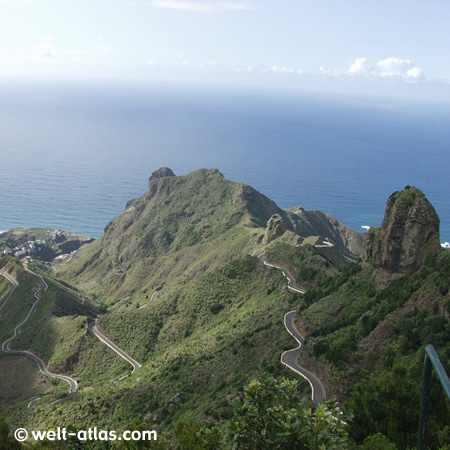 Anaga, Teneriffa, Canary Islands, Spain