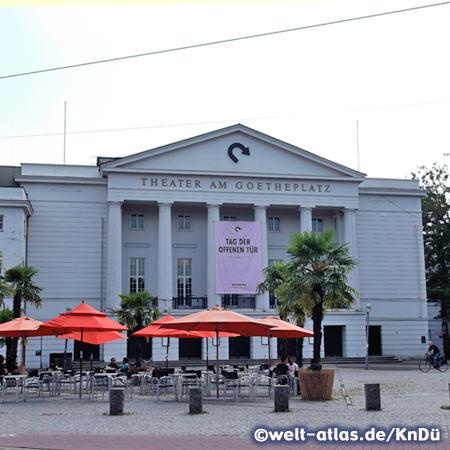 Theater am Goetheplatz, größtes Theater in Bremen