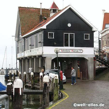 Kleines Museum in Volendam
