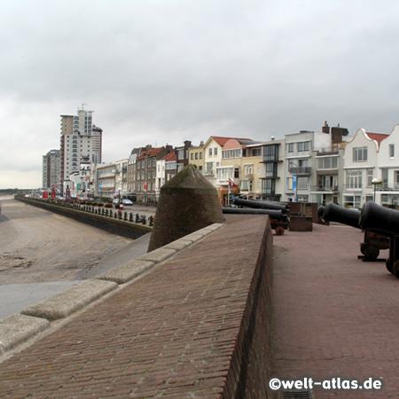 Promenade in Vlissingen