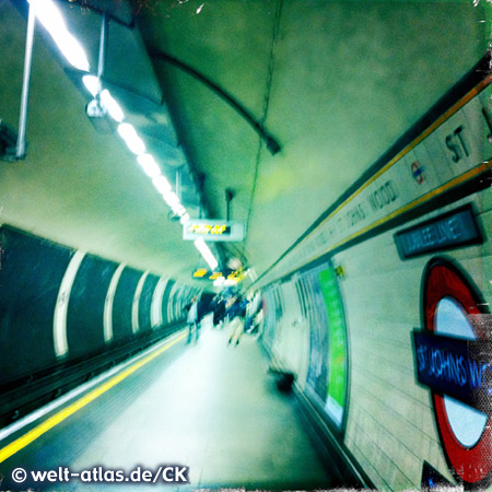 St John's Wood, Station der London Underground