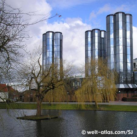 Brauerei Jever Pils in Jever