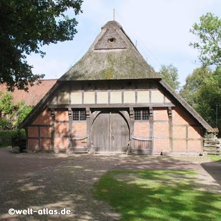 Bad Zwischenahn, Heimatmuseum mit Ammerländer Bauernhaus