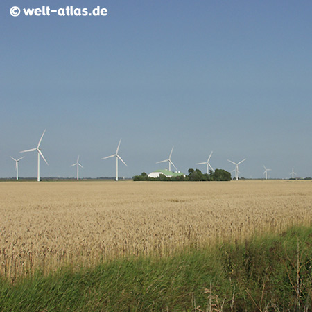 Photo Sönke-Nissen-Koog | Welt-Atlas.de
