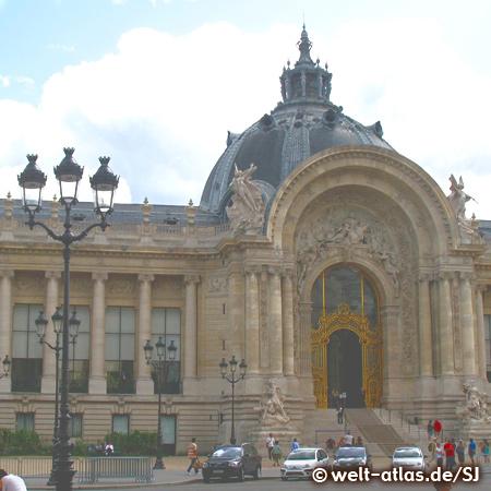 Musée des Beaux-Arts de la Ville, Petit Palais