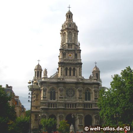 Église de la Sainte-Trinité in Paris