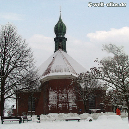 Wesselburen Kirche