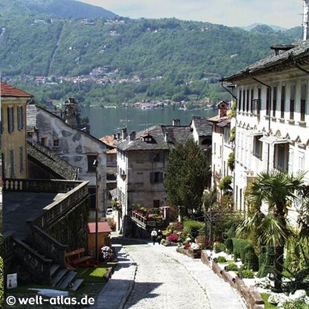 Orta, Lago d'Orta, Piedmont