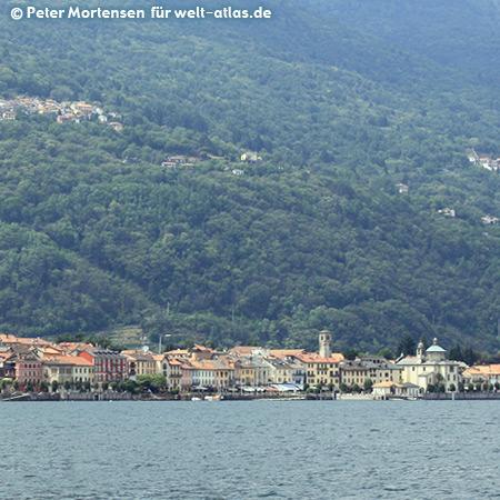 Cannobio am Lago Maggiore, Piemont