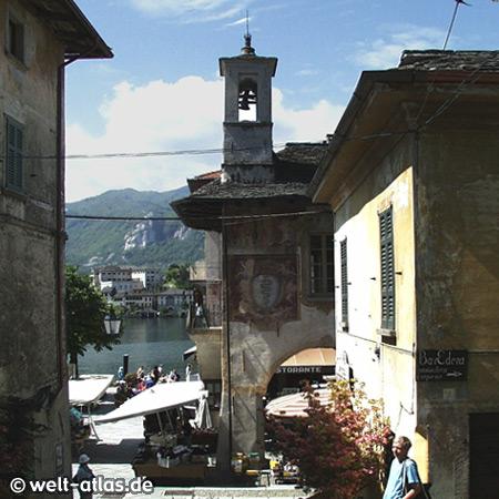 Orta, Lago d'Orta, Ortasee, Piemont