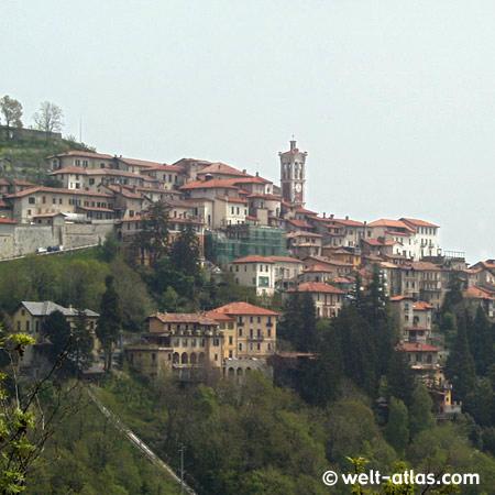 Santa Maria del Monte,Sacro Monte, Varese