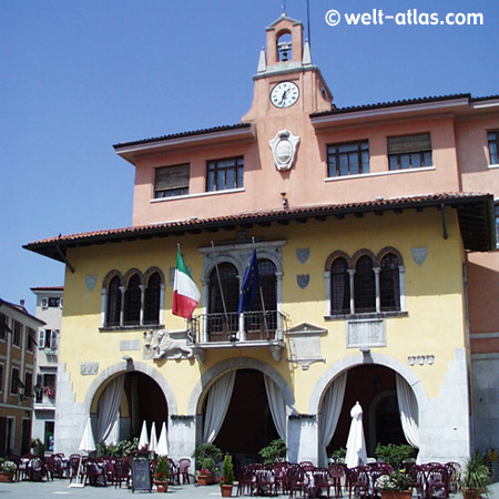 Townhall of Muggia