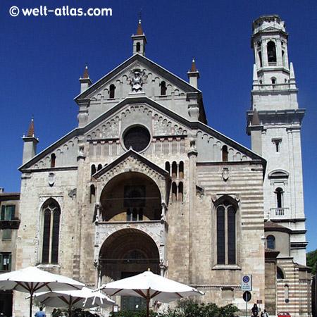 Verona, Duomo Santa Maria Matricolare