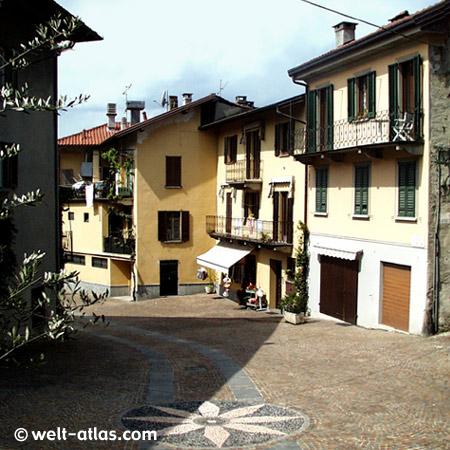 Cerro die Laveno, Lago Maggiore,Lombardy