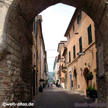 Sirolo, Riviera del Conero, Le Marche, Adriatic Coast, Italy