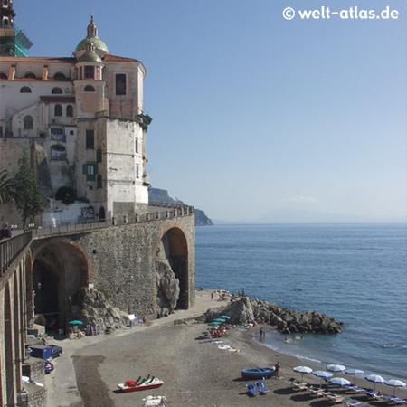 Atrani at the Amalfi Coast