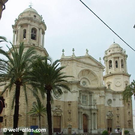 Kathedrale von Cádiz, Andalusien