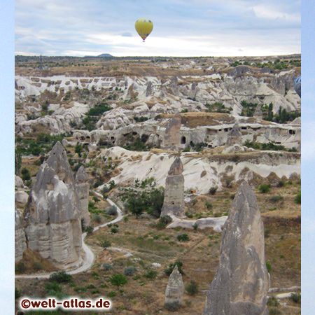 Hot Air Ballooning at Goreme Valley